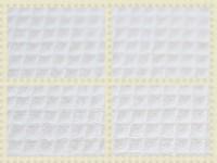 Ткань полотенечная отбеленная